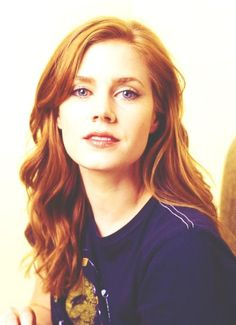 I'm liking Amy Adams even more since Man of Steel