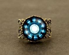Arc Reactor Adjustable Ring  Arc Reactor Adjustable by touchtime, $4.99