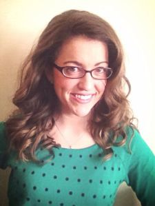 Meet the author: Courtney Rice Gager