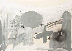 Antoni Tapies - TRABAJOS 7