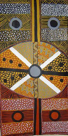 Maree Puruntatameri / Jilamara - aboriginal art