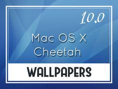 Mac Os, Cheetah Wallpaper, Desktop Wallpapers, Blog, Backgrounds, Android, Backgrounds For Desktop, Blogging, Backdrops