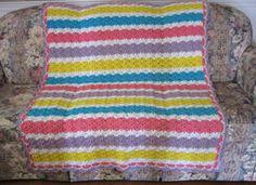 Summer's End Glow Crochet Blanket | AllFreeCrochetAfghanPatterns.com