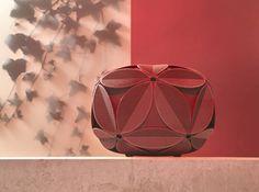 3D-Printed Purses Exploring Icosahedral Shapes – Fubiz Media