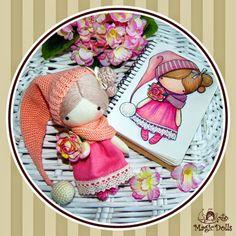 magicdolls: Ma Petite Poupee - Rose