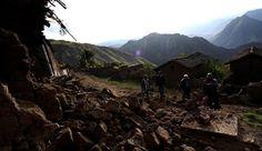 Terremoto de magnitud 6,2 golpeó el norte de Perú
