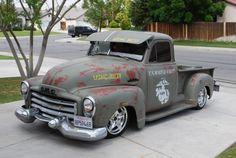 "49 Chevy Truck [Archive] - KillBillet.com ""The Rat Rod forum ..."