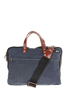 Jack Spade - Canvas Slim Briefcase