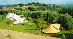 camping life on a small camping  campsite Villa Bussola in Central ITALY  if you are looking for Nature, Culture, Relax and good Italian Food & Wine, this is the place to be!