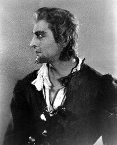 John Barrymore as Francois Villon in The Beloved Rogue