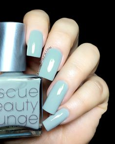 Fashion Polish: R29 + Rescue Beauty Lounge collection swatches and review!