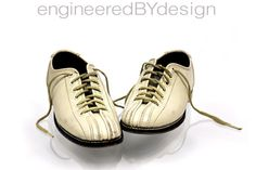 7 // Vintage Women's Bowling Shoes by engineeredBYdesign on Etsy