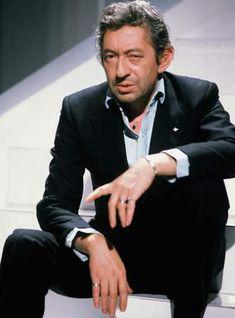 Serge Gainsbourg Serge Gainsbourg, Bucky, Star Wars, Provocateur, Beatnik, Jane Birkin, Lauren Bacall, Music Film, Belle Photo