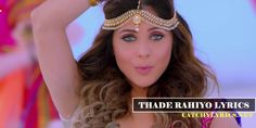 THADE RAHIYO LYRICS: The latest catchy Punjabi Song Lyric from the album that is sung by Meet Bros, Kanika Kapoor The awesome music composed by Meet Bros & the lyrics of this song written by Shabbir Ahmed label of song MB Music. New Lyrics, Song Lyrics, News Songs, Singing, Label, Meet, Awesome, Music, Musica