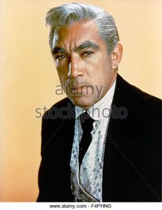 warlock 1959 | Anthony Quinn Actor 1959 Stock Photos & Anthony Quinn Actor 1959 Stock ...