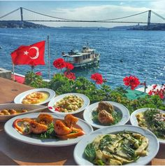 Istanbul and Turkish Foods