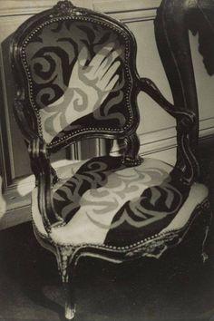 Brassaï: Gertrude Stein's Chair, 1931