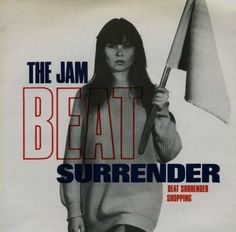 The Jam - Beat Surrender EP was perhaps the last piece of vinyl I bought by the group before they split. I was the Jam twice in concert and was at their final Wembley Arena show. Long since replaced all the vinyl with CD and MP3.