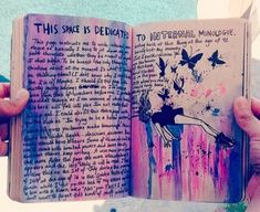 Wreck Rachel's Journal — worldwide-acoustic-life: wreck this journal |...