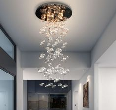 Murano Due Ether S Ceiling Lamp