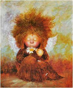 Картины Галины Чувиляевой