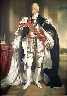 Victoria's uncle - William IV, House of Hanover, August 1765 June son of George III & Charlotte of Mecklenburg-Strelitz. King of England History Of England, Uk History, British History, Asian History, Tudor History, History Facts, Ancient History, American History, Native American
