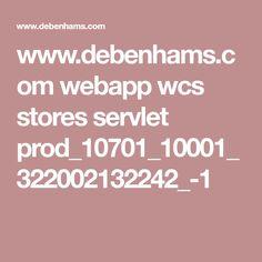 www.debenhams.com webapp wcs stores servlet prod_10701_10001_322002132242_-1 £655 in sale