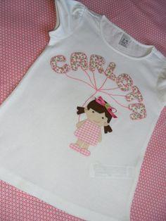 la sastrecilla valiente : camiseta niña chubasquero