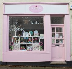 Pink Milk ~ 27 Francis Street, Stoneygate, Leicester, LE2 2BE ...Are you lucky enough to shop this wonderful bit of heaven???