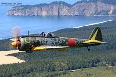 """Rare restored Ki43 Hayabusa """"Oscar"""" NAKAJIMA KI-43 Pilots who flew the Oscar thought it handled beautifully, but it was never a very effective fighter because of..."""