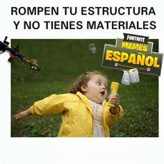 Pc Gamer, Video Game Memes, Battle Royale, Gamers, Spanish Memes, Gaming Memes, Popular, Dankest Memes, Youtubers