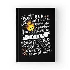 Image result for a torch against the night quotes