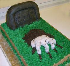 Spooky cake!!