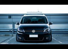 VW Touran #stancenation
