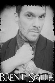 Brent Smith. Got engaged in front of him at a meet and greet!!