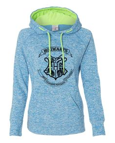 Harry Potter Hogwarts School crest emblem logo super soft hoodie sweatshirt kangaroo pockets ladies girls (s, m, l, xl, xxl) by RedPhoenixAcc on Etsy https://www.etsy.com/listing/218835018/harry-potter-hogwarts-school-crest