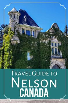 Hippies, Hikes and Hot Springs: 17 Things to Do in Nelson, BC – Travel Destinations Best Places To Travel, Cool Places To Visit, British Columbia, Backpacking Canada, Canada Destinations, Canadian Travel, Vancouver, Visit Canada, Travel Humor