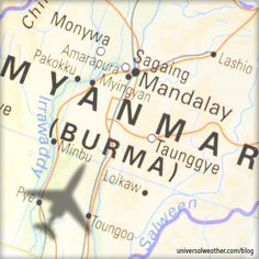 """Business Aviation Operations to Myanmar (Burma) – U.S. Sanctioned Countries Series: This business aviation blog post is part of a series on operating to U.S. sanctioned countries.    The country referred to by the United States and several other countries as """"Burma"""" (but officially known as the """"Union of Myanmar"""" since 1989) has been subject to a wide range of economic sanctions due to the policies of the Burmese government."""