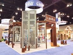 Caoba Doors is back for the 30th year in a row. Come visit us at booth W6760 at the #IBS2018.
