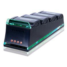 Quad Dock Pro (Batteries Sold Separate)