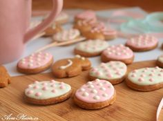 perníčky Holiday Cookies, Food And Drink, Eat, Desserts, Tailgate Desserts, Deserts, Postres, Dessert, Christmas Cookies