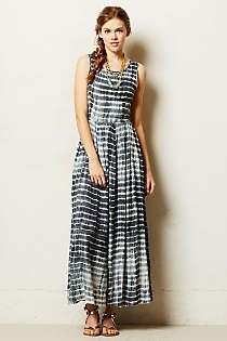 Anthropologie - Shibori Maxi Dress