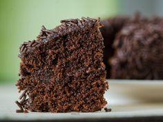 Receitas de bolo que não levam farinha!