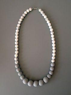 DIY Marble Necklace