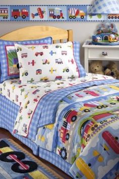 11 Best Train Bedding For Boys Images Train Bed Kid