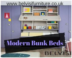Should I purchase a bunk bed for my children? – Bunk Beds for Kids Childrens Bunk Beds, Bunk Beds For Girls Room, Bunk Beds With Stairs, Kids Bunk Beds, Kids Room Furniture, Modern Bedroom Furniture, Modern Childrens Furniture, Funky Bedroom, Italian Furniture Design