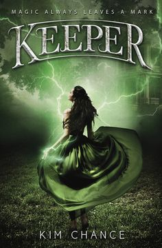 Keeper by Kim Chance  book review  #atozchallenge