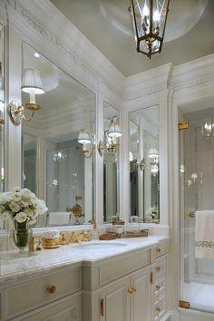 John B. Murray Architect Her Bathroom