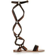 Bohemian Gladiator - Valentino gladiator sandals