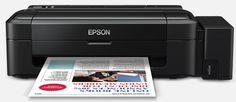 Epson L110 Driver Download | Xerguio Driver Resetter Printer